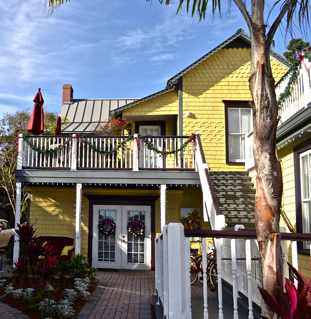 An Elegant And Sustainable Florida Home With Fantastic Views: Places To Stay In St Augustine, Florida