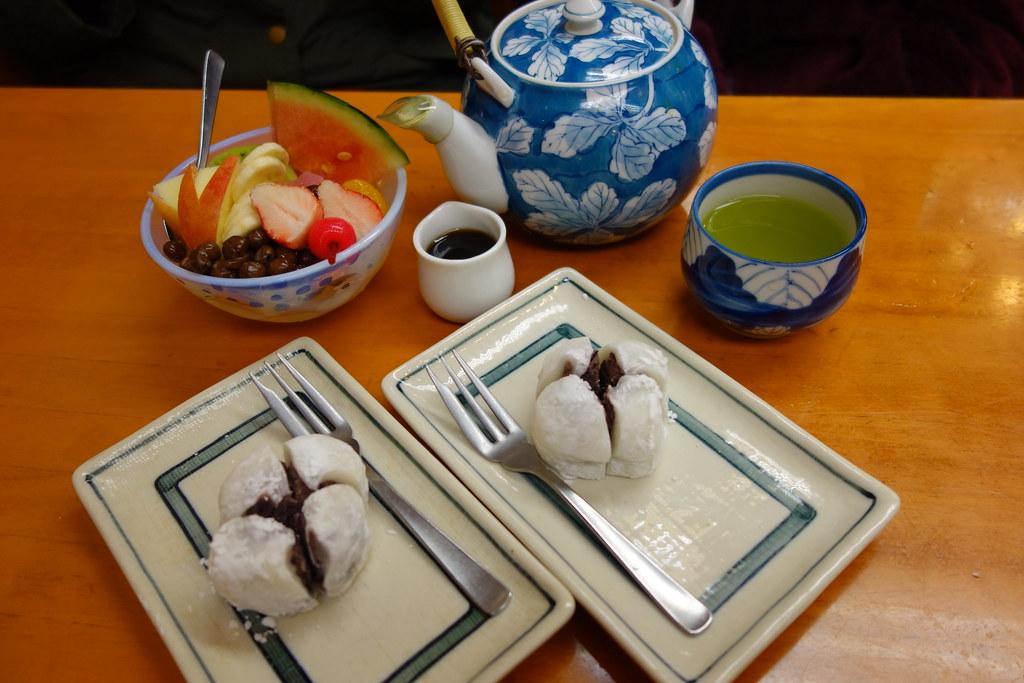 和式下午茶