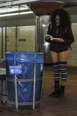 No Pants Subway Ride 2