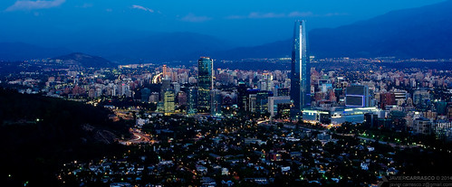 santiago urban mountains skyline architecture night buildings edificios highway downtown cityscape colours skyscrapers shot pentax background towers center panoramic autopista views desorden backdrop vistas costanera altura highrises cladding torres rascacielos cieloazul urbanviews lascondes beautifulsettings pentaxsmc elgolf kmount costaneracenter justpentax pentaxart pentaxda1855al pentaxda1855mm13556al