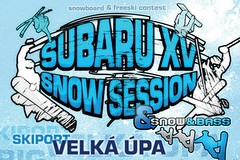 Subaru XV Snow Session letos již potřetí