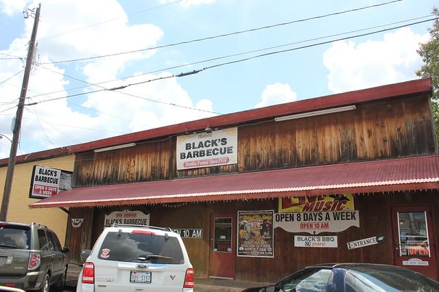 Black's Barbecue, Lockhart TX