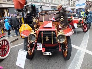 Regent Street Car Show M18
