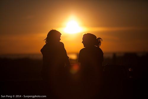 sunset tallinn estonia 日落 爱沙尼亚 塔林