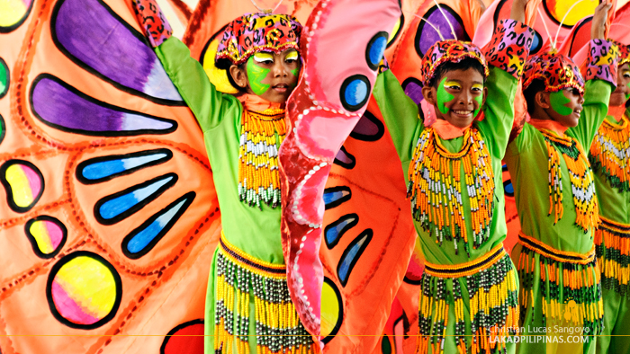 Makati City's Caracol Festival