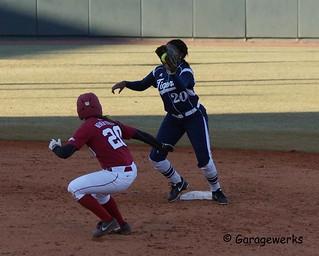 University of Arkansas Razorbacks vs Jackson State University Tigers Softball