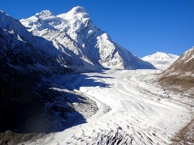 Ο παγετώνας Drang Drung στο Zanskar!