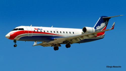 CRJ1 - Canadair CRJ-100ER