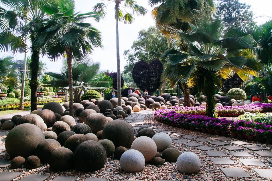 Rock Garden, Nong Nooch Tropical Garden, Pattaya