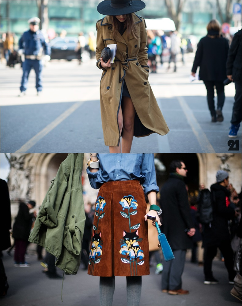 fashion weeks _streetstyle