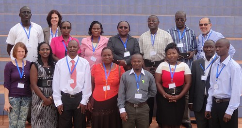 ILRI Uganda team write-shop, Uganda, 11-14 March 2014