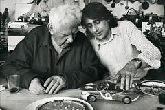 Herve-Poulain-with-Alexander-Calder
