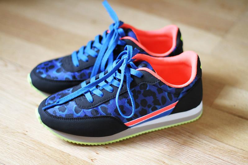 nya sneakers från monki