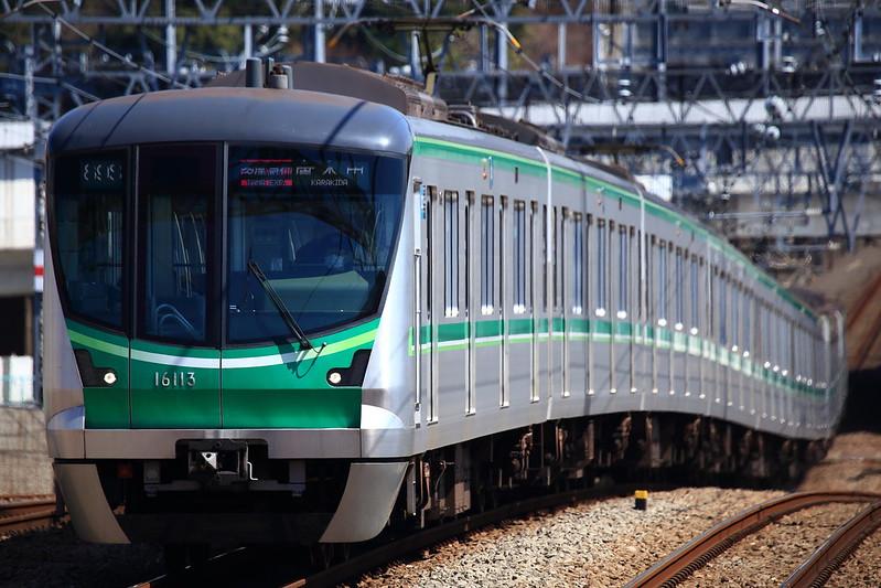 Tokyo Metro series16000