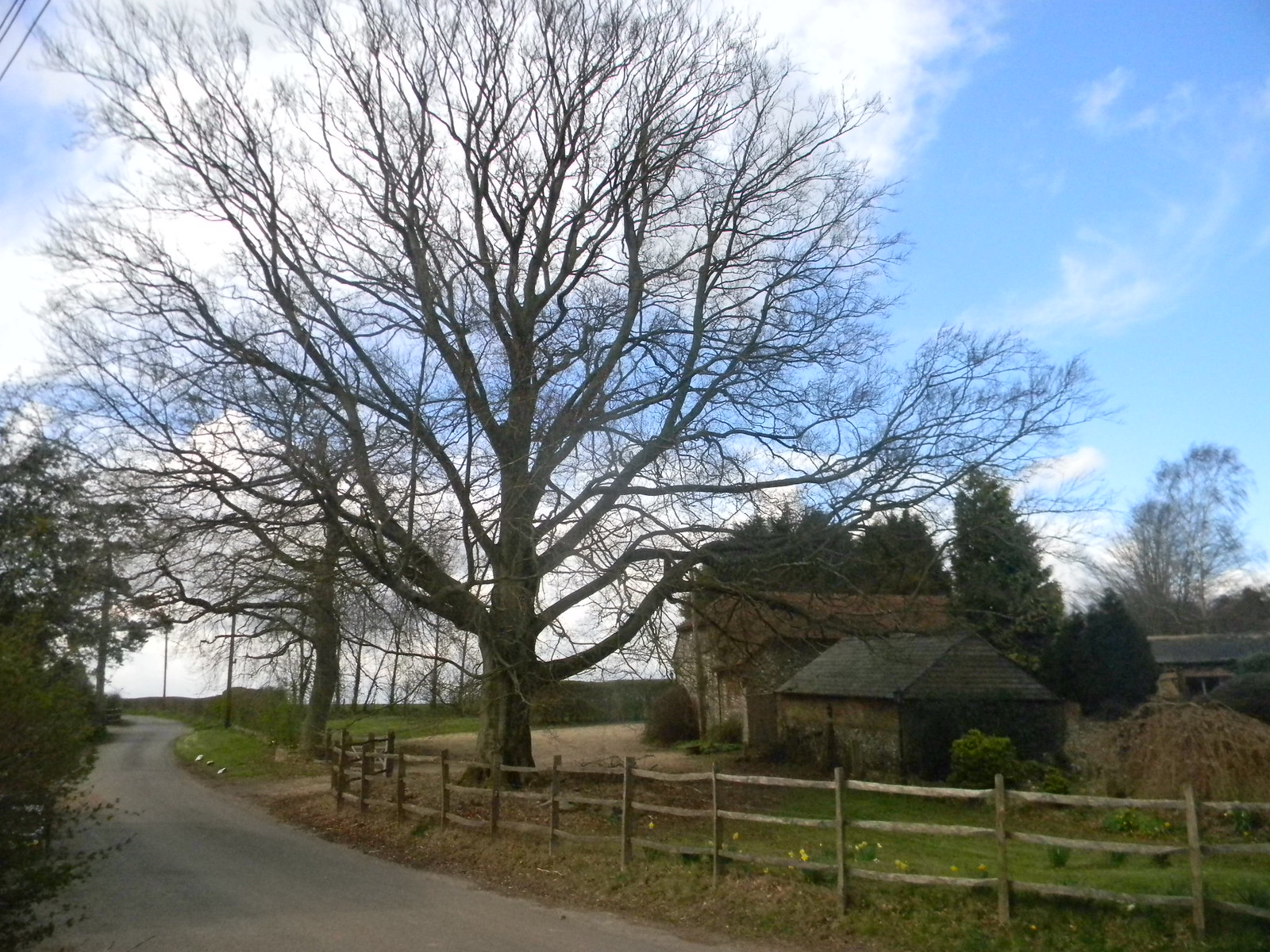 Opposite the Ringlestone Lenham to Hollingbourne