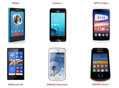 Những lý do nên chờ Zenfone 4 hay chọn NOKIA X, OPPO Find Muse, Galaxy Trend… - 12894