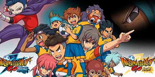 Inazuma Eleven GO: Shadow & Light games coming to Europe in June