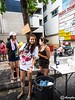 Songkran Water festival 2014 by Aung@