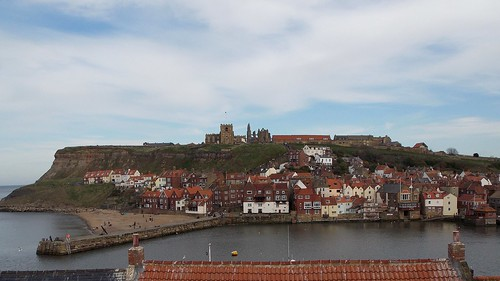 Whitby Rooftop View