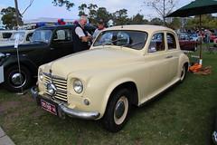 1951 Rover P4 75 Mk I Saloon
