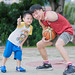 2014-05-29: Ken's boys love basketball, too!