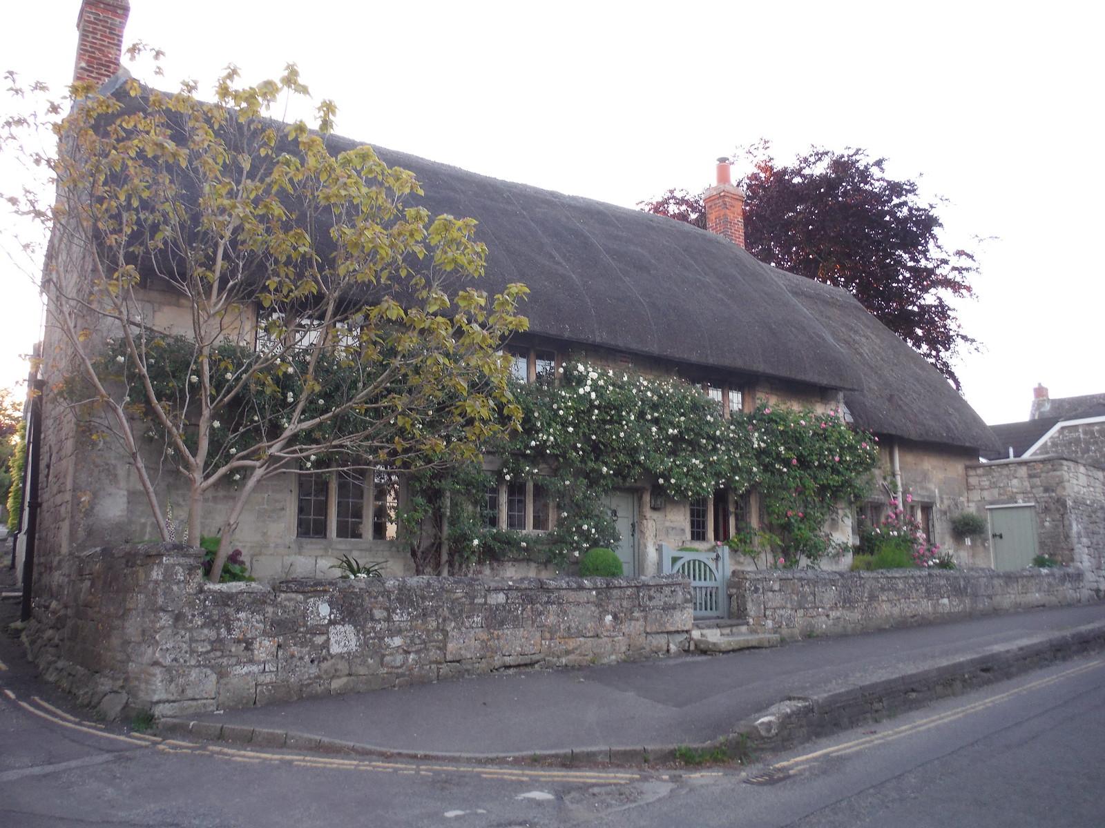 House in Tisbury SWC Walk 249 Tisbury Circular via Dinton and Fovant