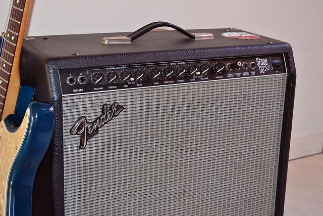 Photo:Fender Stage 112 Se Amp By marcelodonati