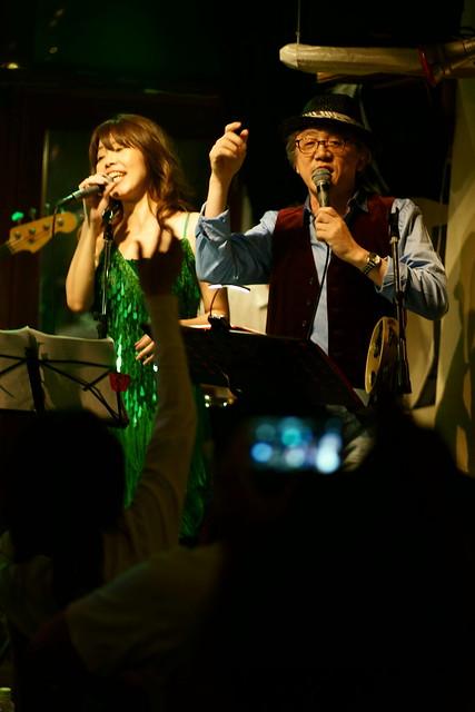 Soul on Fire! live at Rakuya, Tokyo, 19 Jul 2015. 274