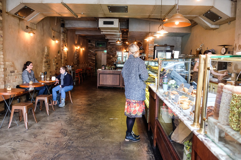 Darlinghurst Cafes: Kurtosh interior