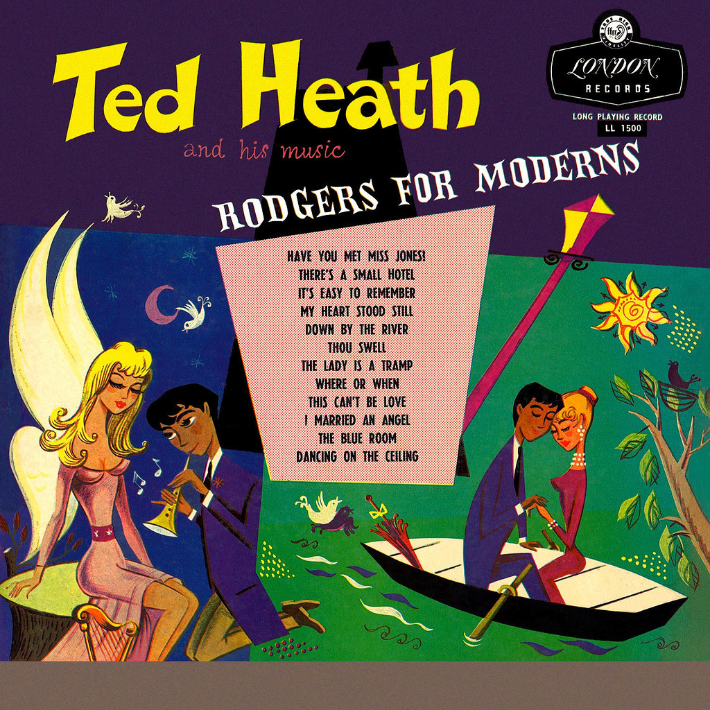 Ted Heath - Rodgers for Moderns