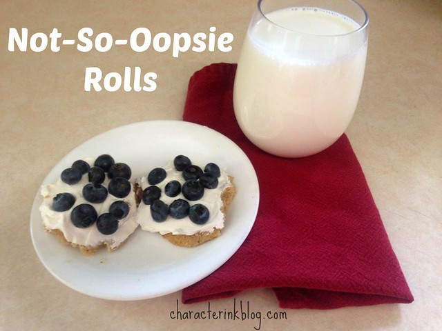 Not-So-Oopsie Rolls