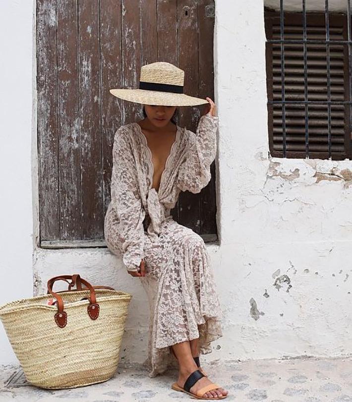 Boho Maxi Dresses Inspiration streetstyle6