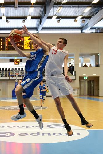 Grande Finale Fribourg Académie U16m -  Swiss Central Basket 44