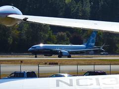 Boeing –  Boeing 737-8 MAX N8701Q @ King County