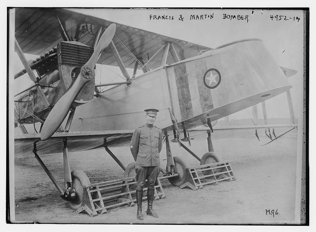 Francis & Martin Bomber (LOC)