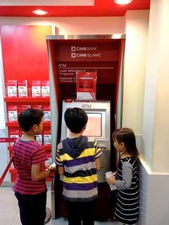 kids' ATM
