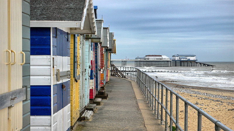 Cromer Beach Huts - East