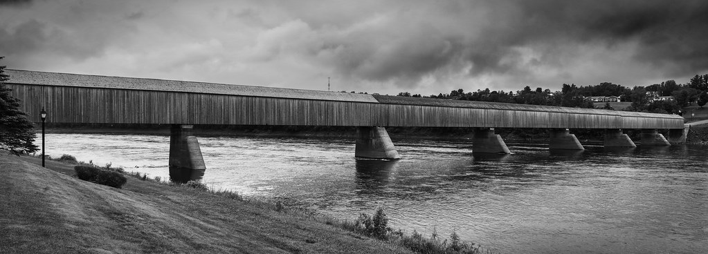 Hartland NB Covered Bridge