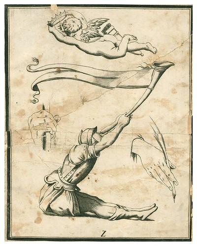 024-Letra Z-Alfabeto in sogno-1720-Staatsbibliothek zu Berlin