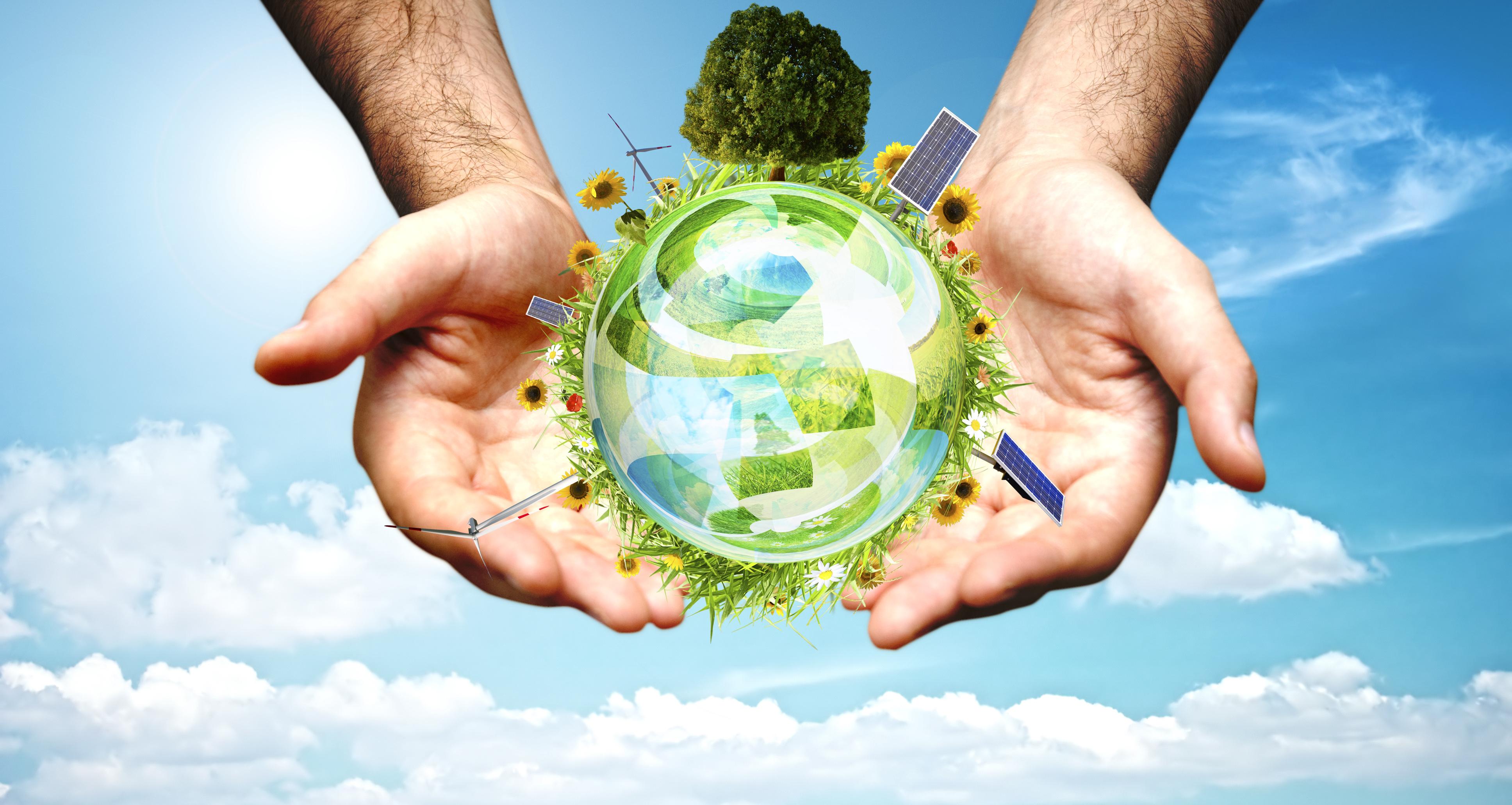 groene planeet energie besparen