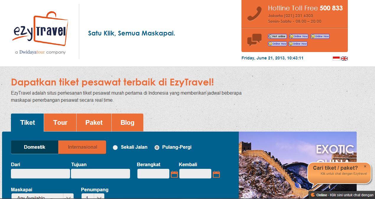 Info Promo Tiket Pesawat Lion 2013