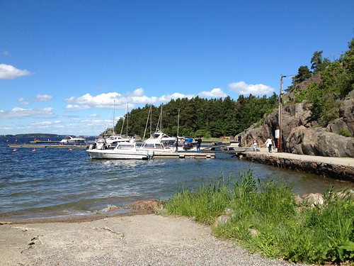 view from Framfiken, Grinda, Sweden
