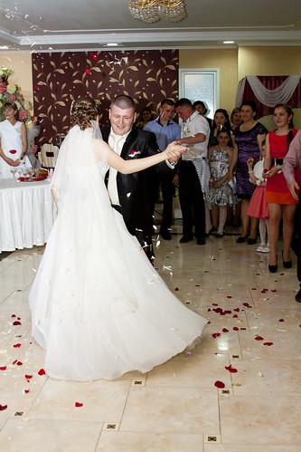"Concurs ""Primul dans al mirilor"" !!! > Cristina si Oleg Rogojin"