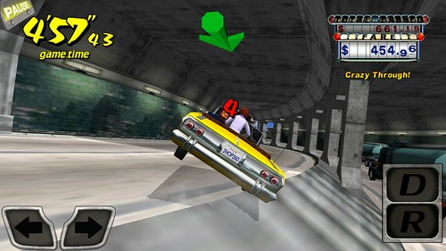 Crazy Taxi (Android)