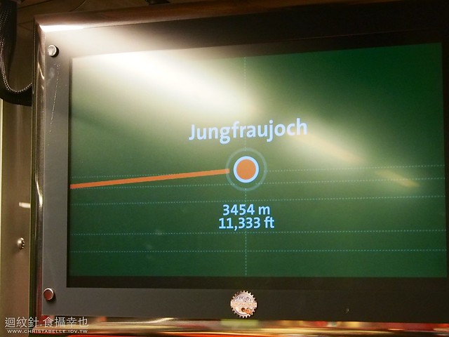 Train to Jungfraujoch 前往少女峰的火車