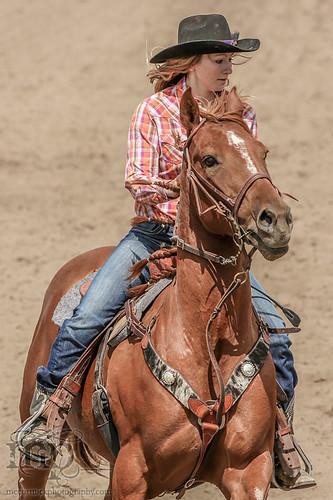Gooseberry Lake : 4-H Rodeo 2013 : No Stress