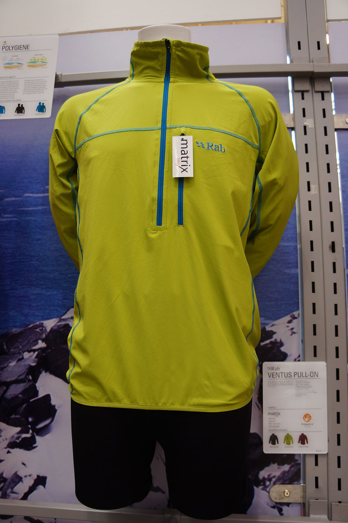 Rab Ventus Pull-On