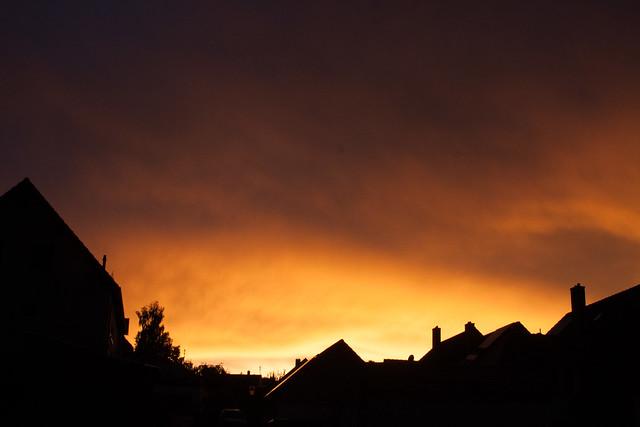 Mammatus, Sonnenuntergang IMG_16586