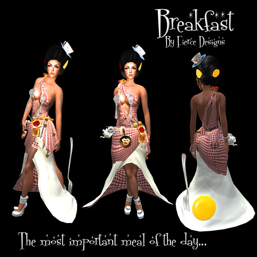 Breakfast by Fierce Designs (One in a Million Designer Entry)