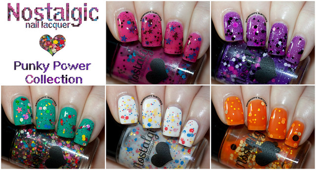 Nostalgic Lacquer Punky Power Colelction (1)